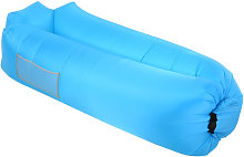 Asupermall - Canape Gonflable, Oreiller Integre,