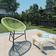 Asupermall - Chaise de jardin Acapulco Resine