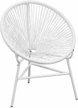 Asupermall - Chaise De Jardin En Corde Forme De
