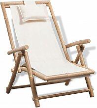 Asupermall - Chaise de terrasse d'exterieur
