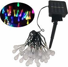 Asupermall - Lampe Solaire Chaine Mode Multicolore