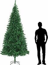 Asupermall - Sapin de Noel artificiel 300 cm Vert
