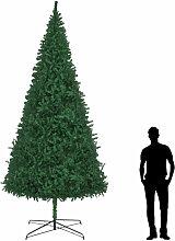Asupermall - Sapin de Noel artificiel 400 cm Vert