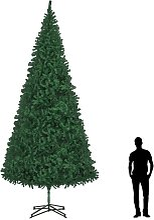 Asupermall - Sapin de Noel artificiel 500 cm Vert