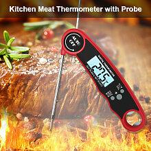 Asupermall - Thermometre A Viande Numerique