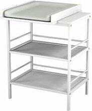 At4 - meuble à langer - blanc 33188780