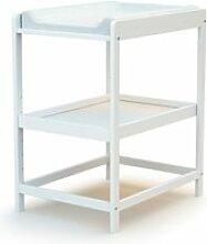 At4 - table à langer confort - blanc 33378180