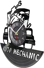 Atelier de réparation de mécanicien Automobile