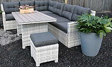 Atlantis Ensemble de meubles de jardin en