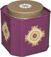 Atmosphera - Boîte à thé en Métal décoré