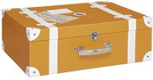 Atmosphera - boite de rangement valise grand