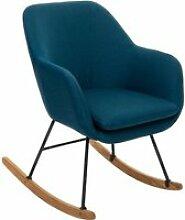 Atmosphera - Fauteuil à bascule Rocking Chair en