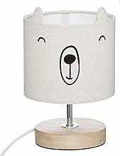 Atmosphera - Lampe Abat-Jour Ourson H 21 cm