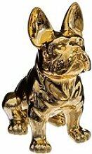 Atmosphera - Objet décoratif Bulldog en
