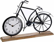 Atmosphera - Pendule à Poser vélo Vintage