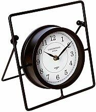 Atmosphera Pendule Horloge à Poser - Style rétro