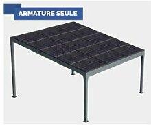 Atrium Concept Pergola solaire FUTUR (Autoportée)