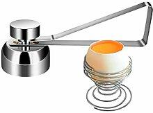 ATUIO - Coupe œuf, Coupe-œuf en Acier
