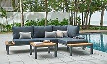 Au jardin de Chloé | Salon de Jardin en Aluminium
