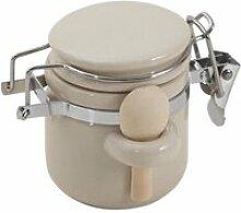 Aubry gaspard - bocal céramique avec cuillère en