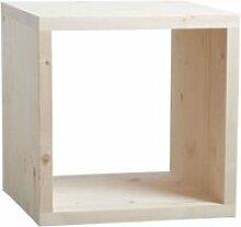 Aubry gaspard - etagère modulable 1 case en