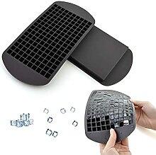AUFELL 2 Lot de 2 160 grilles en Forme carrée