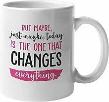 Aujourd'hui, c'est celui qui change tout