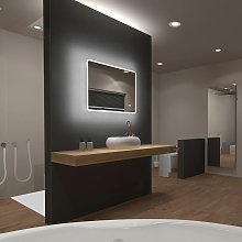 Aurlane 2021 - Miroir salle de bain LED