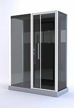 Aurlane - Cabine de douche rectangle 150x75x225cm