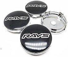 Auto Cache Moyeux, pour RAYS 60mm Auto Roue Jante