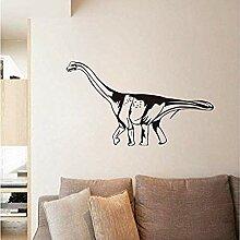 Autocollant De Dinosaure Décoration Murale