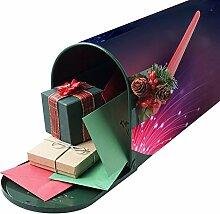 Autocollants de boîte aux lettres en toile avec
