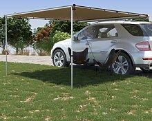 Auvent de camping-car et caravane 3x3x2,15 m Beige