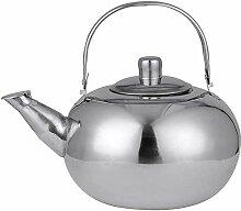 Avec infuseur Pot de thé résistant à la chaleur