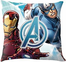 Avengers LED Référence KD Coussins Textiles de