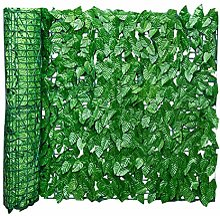 Awayhall Panneau De Haie De Plante Artificielle