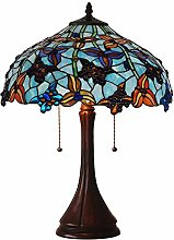 AWCVB Tiffany Style Table Lampe De Table 16 Pouces