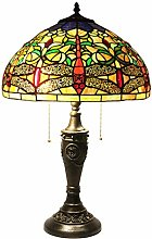AWCVB Tiffany Table Lampe American Lampes De