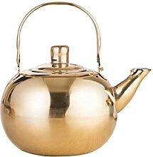 AWJ Bouilloire à thé en Acier Inoxydable