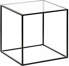 Axdwfd Table Basse, Salon En Fer Forgé Petite