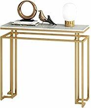 Axdwfd Table d'appoint Table De Console De