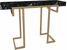 Axdwfd Table d'appoint Table de Console en