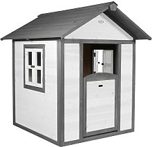 AXI Maison Enfant Beach Lodge en Blanc   Maison de