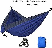AXXMD Camping Parachute hamac de Survie Mobilier