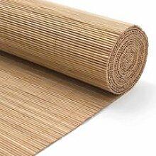 AYHMT Store Enrouleur Bambou,Store Exterieur