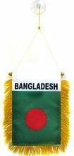 AZ FLAG Fanion Bangladesh 15x10cm - Mini Drapeau