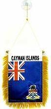 AZ FLAG Fanion Iles Caïmans 15x10cm - Mini