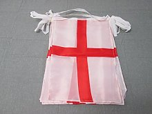 AZ FLAG Guirlande 12 mètres 20 Drapeaux