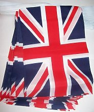 AZ FLAG Guirlande 4 mètres 20 Drapeaux