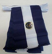 AZ FLAG Guirlande 6 mètres 20 Drapeaux El